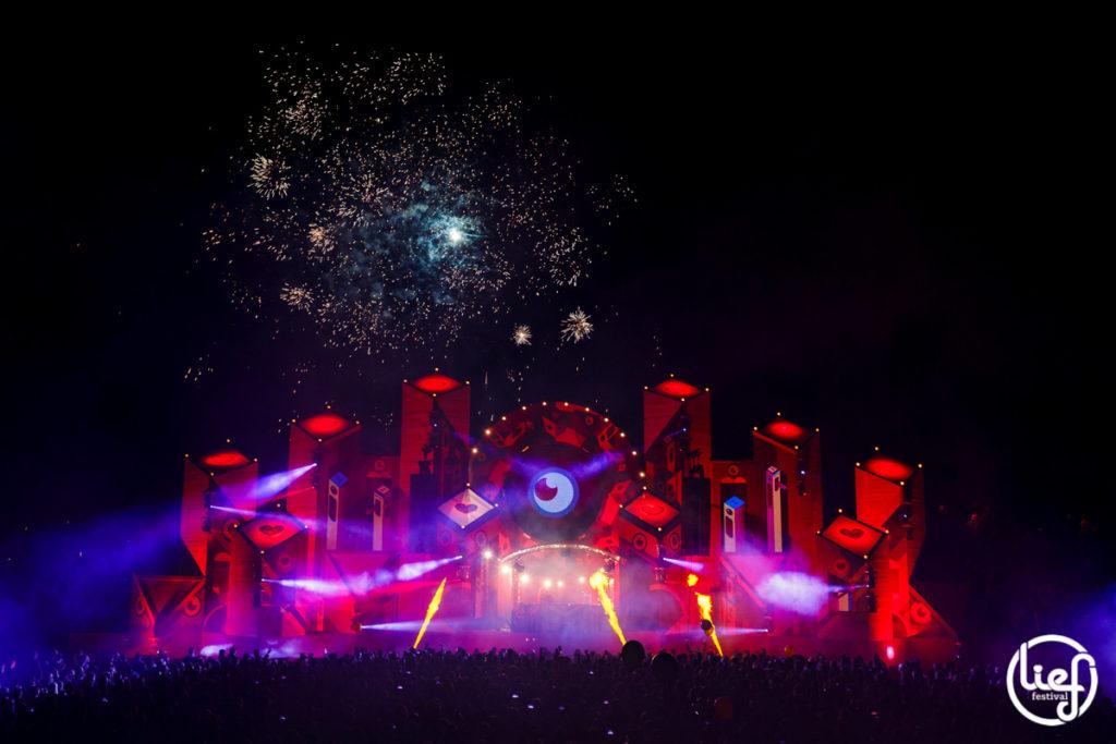 Endshow Lief Festival 2015