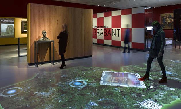 Het Noord Brabants Museum – Het verhaal van Brabant