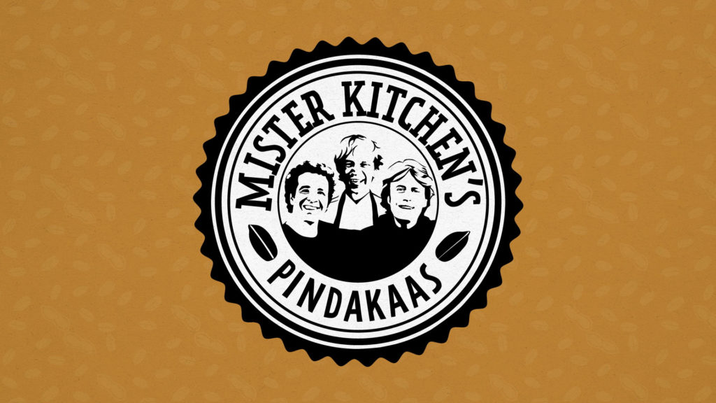 Mister Kitchen's Pindakaas Commercial